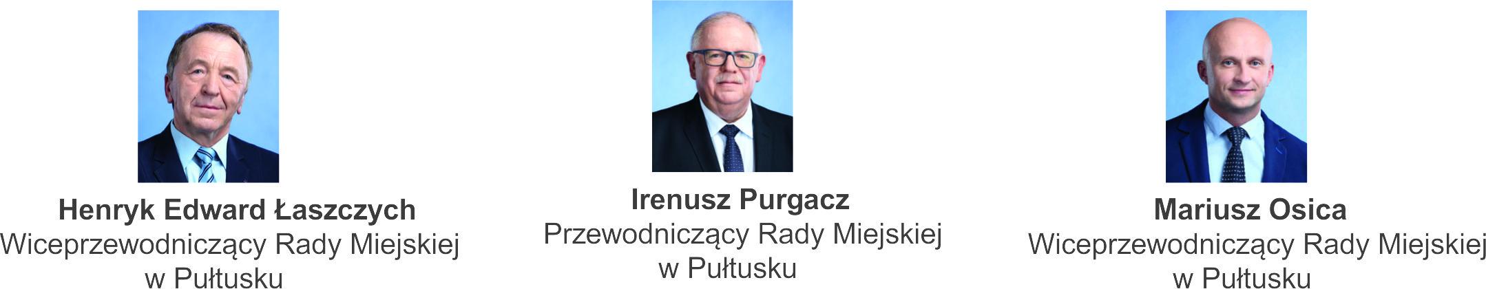 skład prezydium rady miejskiej w pułtusku