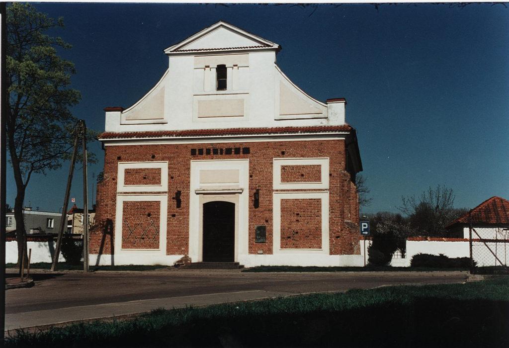 Kościół dawny Najświętszej Panny Marii - KLIKNIJ ABY PRZECZYTAĆ