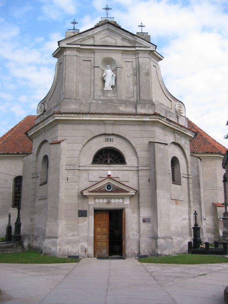 Kościół św. Krzyża w Pułtusku