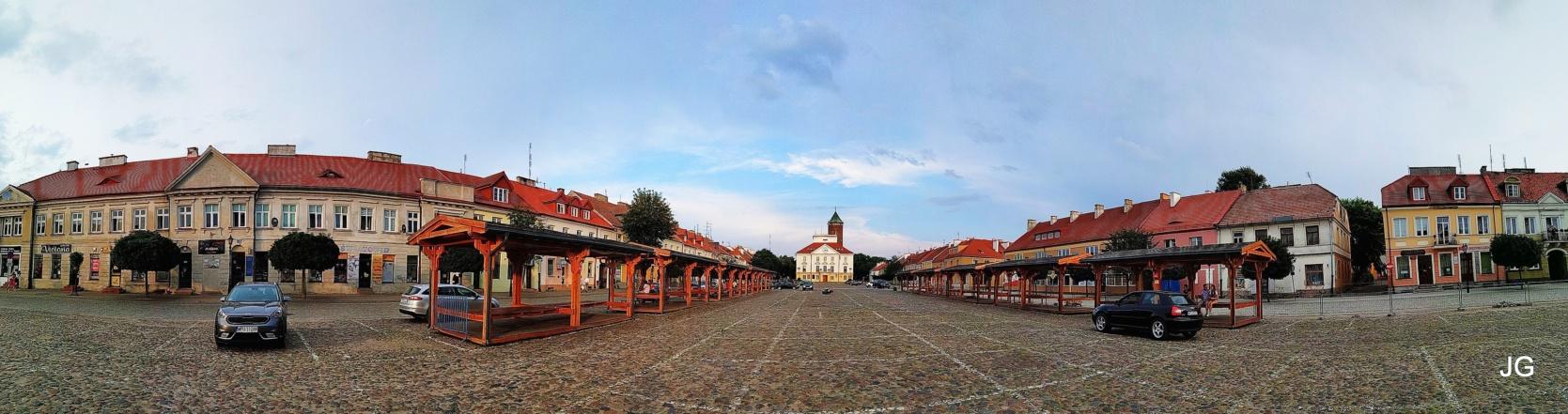 rynek Pułtusk foto Joanna Gregorczyk