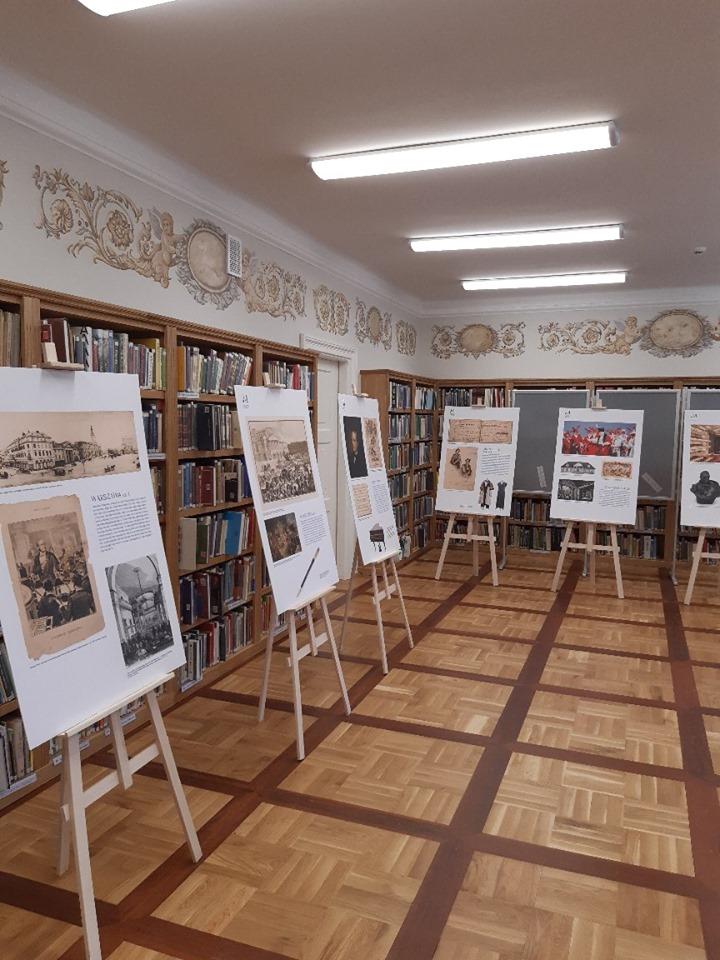 Stanisław Moniuszko - prezentacja wystawy