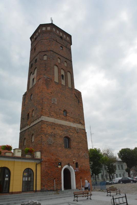 Rozpoczyna się remont wieży ratuszowej