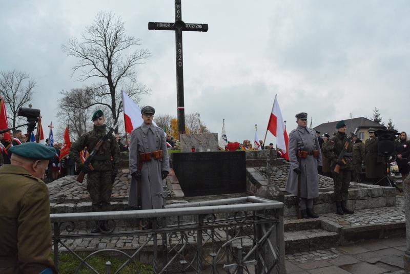 101. rocznica odzyskania przez Polskę niepodległości – pułtuskie obchody