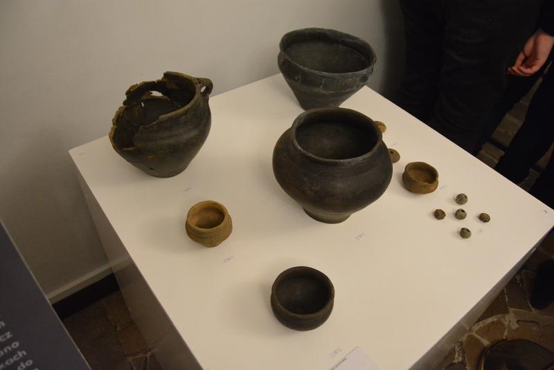 Otwarcie Ekspozycji w Muzeum - Eksponaty