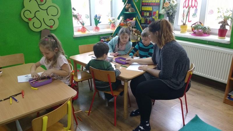 Wolontariat Europejski w Przedszkolu