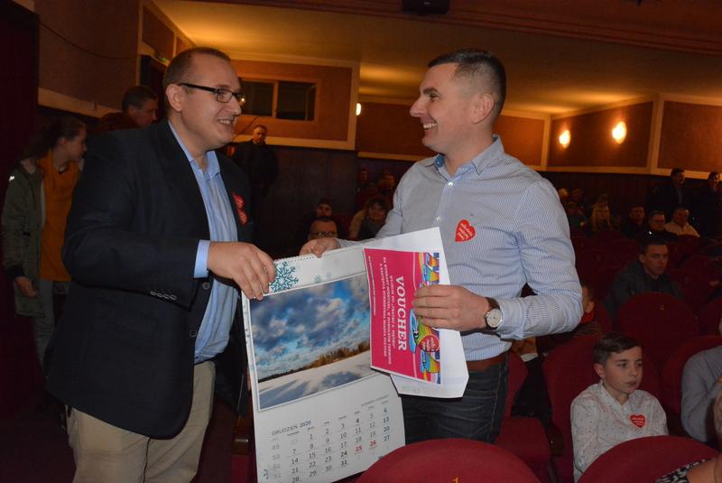 Licytacja o voucher Zastępcy Burmistrza