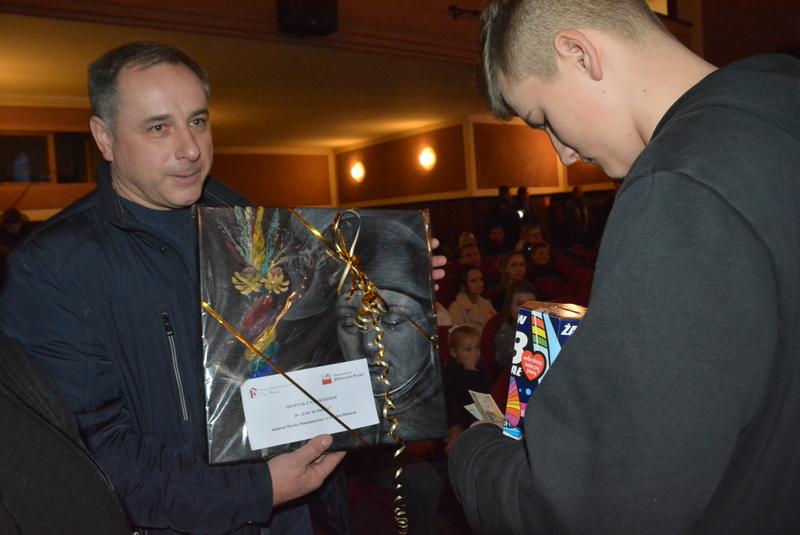 Zwycięzca licytacji - tryptyk przedstawiający Napoleona