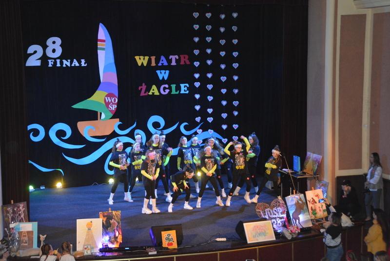 Grupa taneczna SWAG