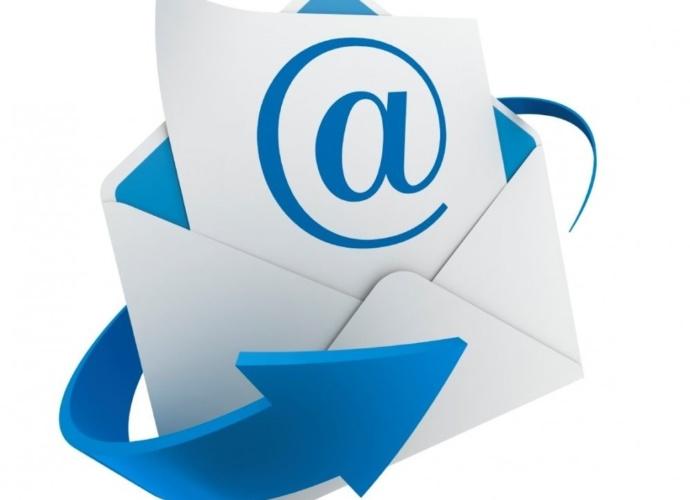 e-mail - znak graficzny poczty internetowej