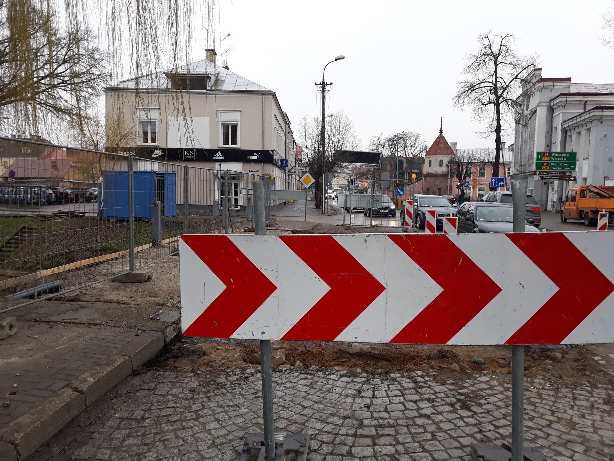 Uwaga – most Świętojański będzie wyłączony z ruchu