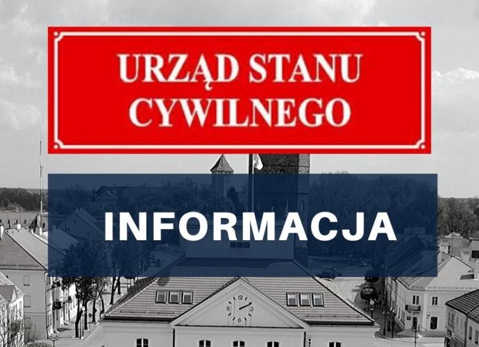 informacja baner