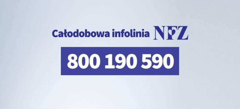 infolinia koronawirus