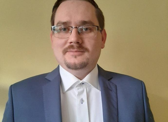 Kamil Szczepański prezes PPUK Pułtusk