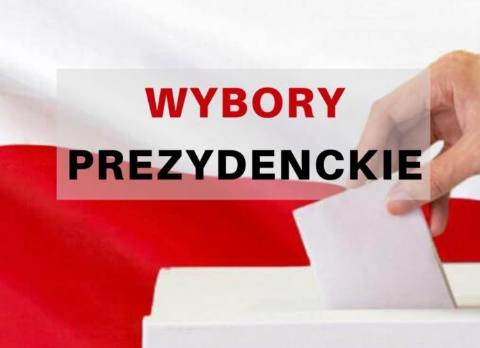 wybory prezydenckie - baner