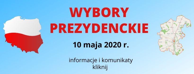 WYBORY 2020 -kliknij baner