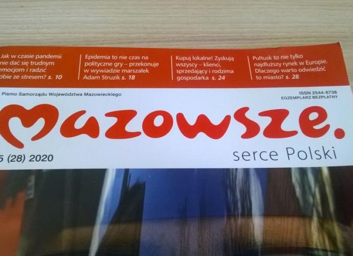 mazowsze serce Polski gazeta