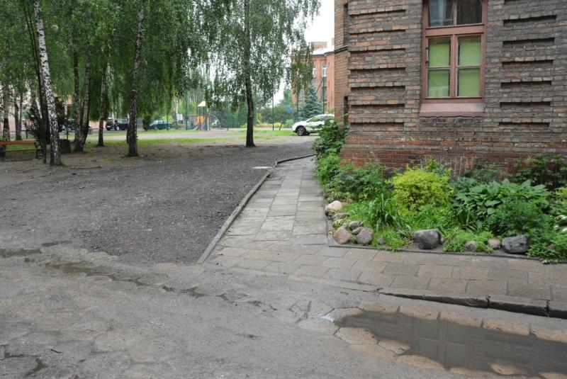 """Remont drogowy - osiedla rejon """"Koszar"""""""