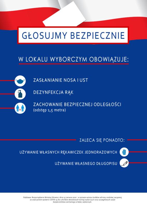 PREZYDENT 2020 - Afisz-lokal-b