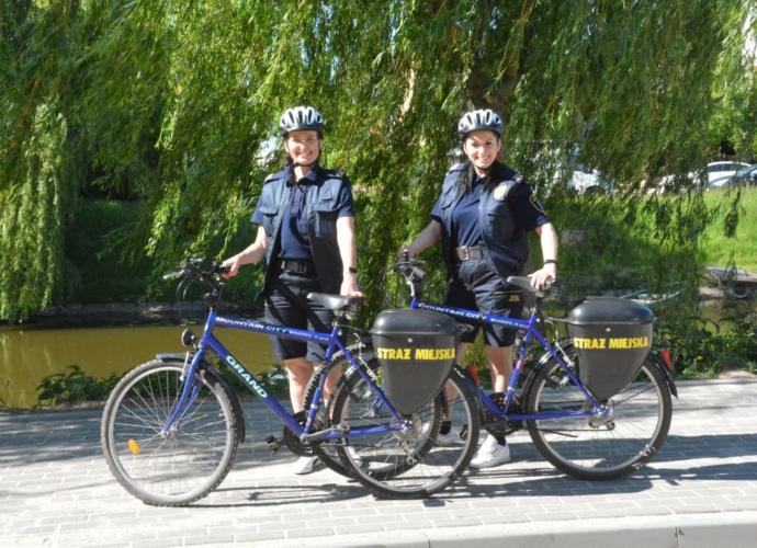 Patrol rowerowy