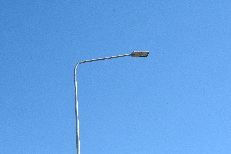 Wymiana starych lamp ulicznych na ledowe w alei 1000-lecia