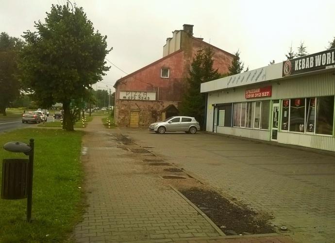 Kamienica przy ul. Daszyńskiego 72 i okolice