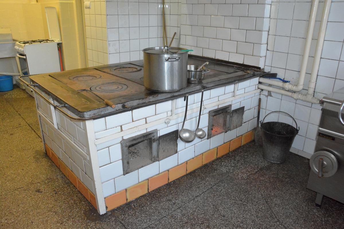 Remont kapitalny zaplecza kuchennego w Publicznej Szkole Podstawowej Nr 3