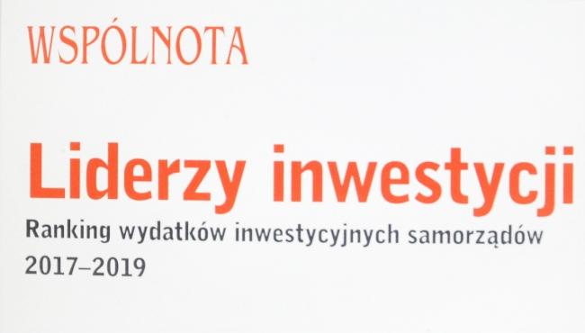 Pułtusk z inwestycjami ostro pnie się w górę