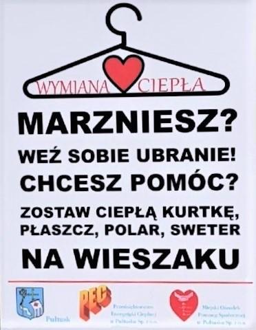 plakat wymiana ciepła