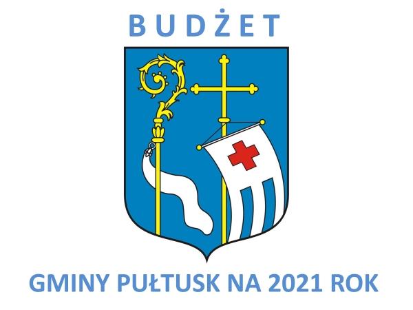 BUDŻET GMINY PUŁTUSK '2021