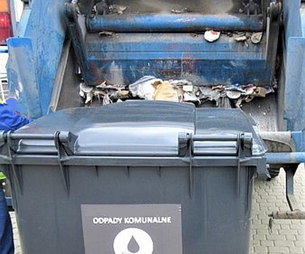 Odbiór odpadów komunalnych