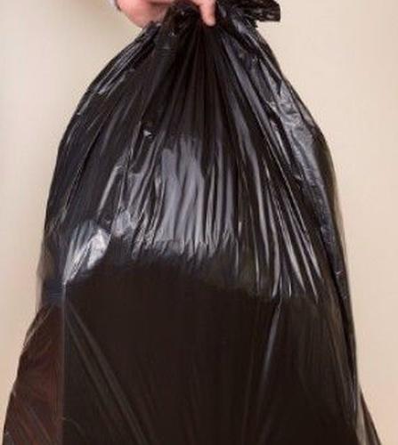 Worek z odpadami