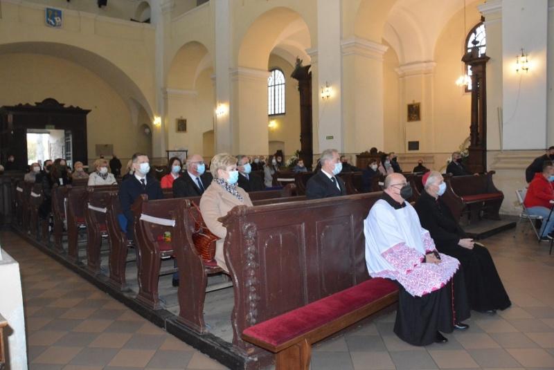 ks. biskup Piotr Libera