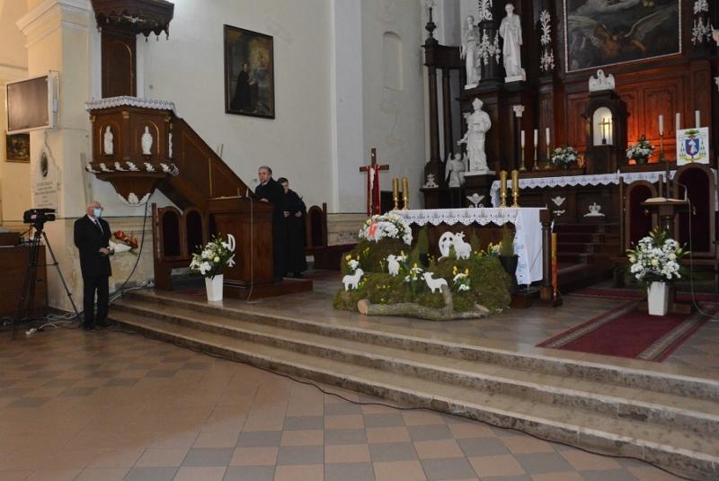 msza św. jubileuszowa