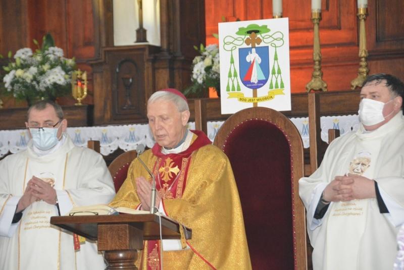 msza- ks. Biskup Piotr Libera