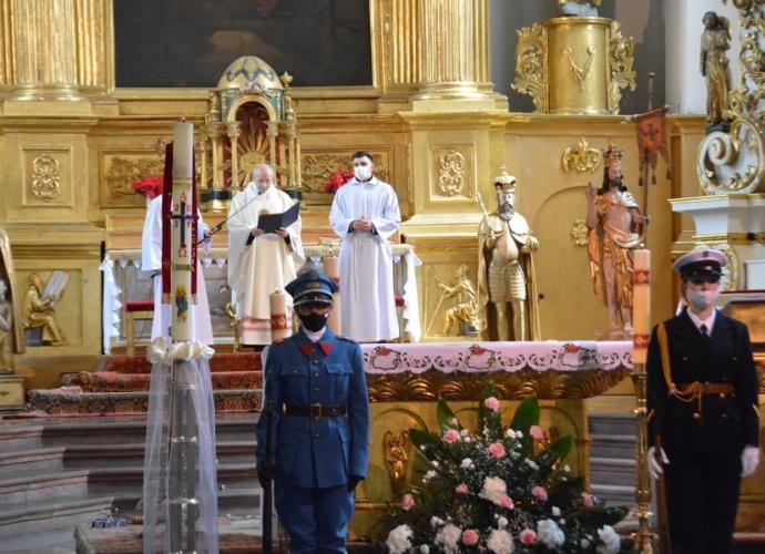 msza św. 3 Maja