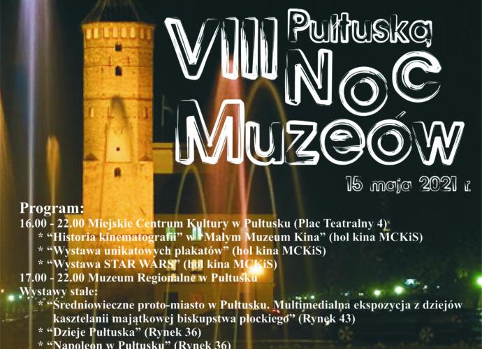 VIII Pułtuska Noc Muzeów