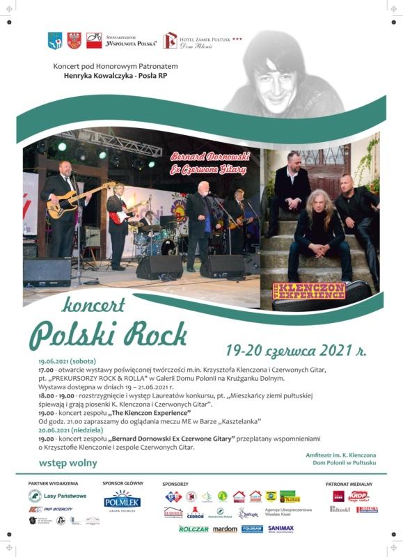 "Koncert ""POLSKI ROCK"""