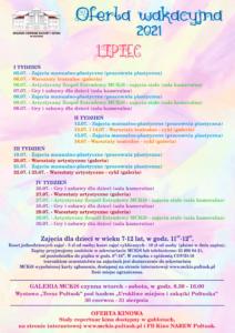 Zajęcia manualano - plastyczne @ pl. Teatralny 4